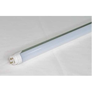 10本セット LED蛍光灯 直管40W形 6000K 昼光色 18W 回転口金 乳白カバー