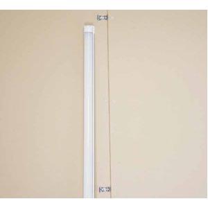 10本セット 一体型直管LED蛍光灯 20W形 0.6m 6000K 昼光色 9W