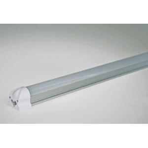 10本セット 一体型直管LED蛍光灯 20W形 0.6m 5000K 昼白色 9W