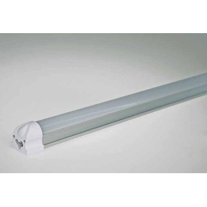 10本セット 一体型直管LED蛍光灯 40W形 1.2m 6000K 昼光色 18W