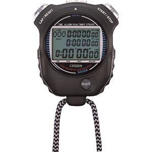 TOEI LIGHT(トーエイライト) 防水ストップウォッチ058(時計・ペースカウント機能付) G2003 - 拡大画像