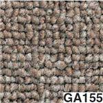 東リ タイルカーペット GA100 サイズ 50cm×50cm 色 GA155 12枚セット 【日本製】