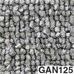 東リ タイルカーペット GA100N サイズ 50cm×50cm 色 GAN125 12枚セット 【日本製】