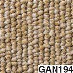 東リ タイルカーペット GA100N サイズ 50cm×50cm 色 GAN194 12枚セット 【日本製】