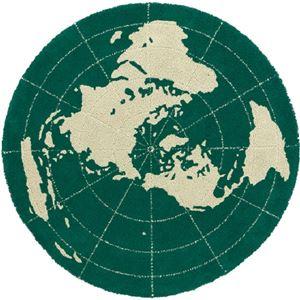 東リ ラグ ラグマット TOR3453 サイズ 148cm×148cm 円形 【日本製】の詳細を見る