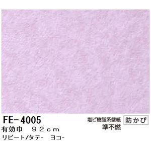 無地調カラー壁紙 のりなしタイプ サンゲツ FE-4005 92cm巾 40m巻【防カビ】【日本製】 - 拡大画像