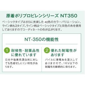 静電性・耐候性・耐薬品性に優れたタイルカーペット サンゲツ NT-350 ベーシックサイズ 50cm×50cm 12枚セット色番 NT-346 【防炎】 【日本製】