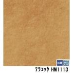 サンゲツ 住宅用クッションフロア テラコッタ  品番HM-1113 サイズ 182cm巾×1m の画像