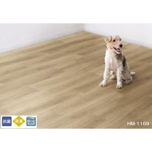 ペット対応 消臭快適フロア ブロードオーク 板巾 約15.2cm 品番HW-1169 サイズ 182cm巾×1m