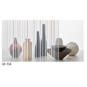 ストライプ 飛散防止 ガラスフィルム サンゲツ GF-724 92cm巾 2m巻