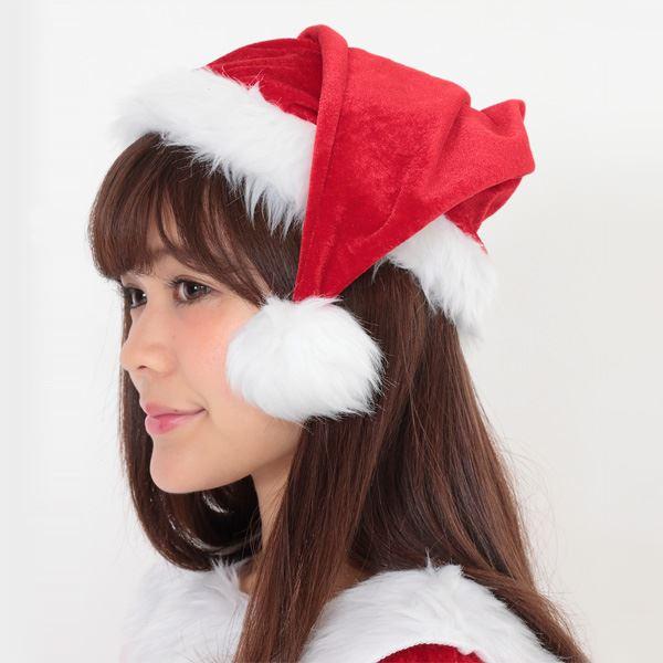 【クリスマスコスプレ 衣装】Peach×Peach レディース ラブリーサンタクロース サンタコスプレ女性用 ワンピース