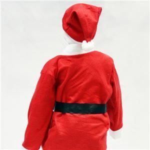 サンタ 衣装 キッズ 120 まとめ5着セット 【 P×P ボーイズサンタクロース サンタコスチューム子供用 ジャケット&パンツ 5 - 7才向け 】