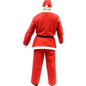 【クリスマスコスプレ 衣装 まとめ買い5着セット】P×P メンズサンタクロース サンタコスプレ男性用 5点セット