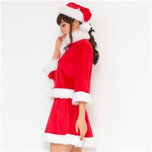 サンタ コスプレ レディース まとめ買い 【クリスマスコスプレ Peach×Peach  プリティサンタクロース ジャケット&スカート (×5着セット) 】 サンタ 衣装 クリスマス コスチューム