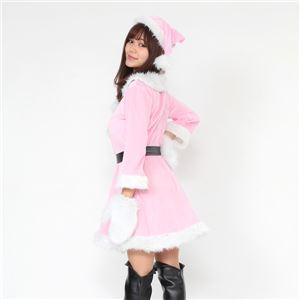 サンタ コスプレ ピンク レディース <帽子&...の紹介画像4
