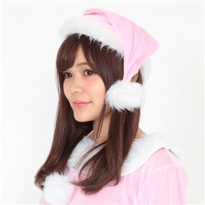 サンタ コスプレ ピンク レディース <帽子&...の紹介画像5