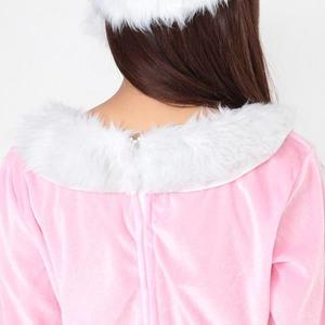 サンタ 大きいサイズ ピンク レディース <帽...の紹介画像6