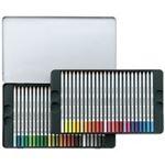 【送料無料】(業務用3セット) ステッドラー カラト水彩色鉛筆 125M48 48色の画像