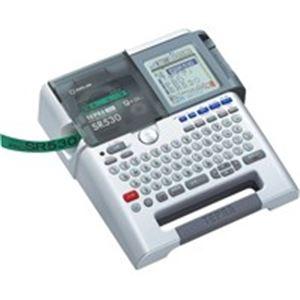【訳あり・在庫処分】 (業務用2セット) キングジム ラベルライター テプラPRO SR530