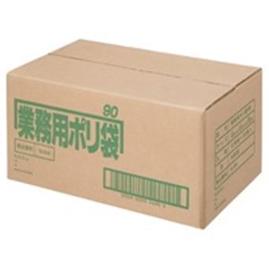 日本サニパック ポリゴミ袋 N-94 半透明 90L 10枚 30組