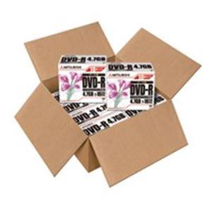 三菱化学 DVD-R <4.7GB> DHR47JPP10C 100枚 h01