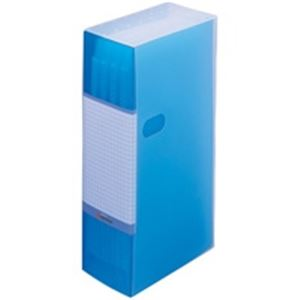 ジョインテックス CDファイル96枚収納 青 A412J-B h01