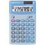 (業務用5セット) ジョインテックス 中型電卓 5台 ブルー K041J-5