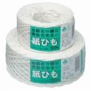 マルアイ 紙ひも カヒ-10W NO.10 白 12巻