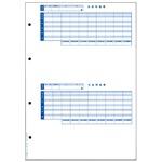 (業務用3セット) オービックビジネスコンサルタント 奉行シリーズ用専用 単票封筒用明細書 6202