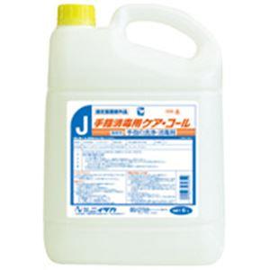 (業務用3セット) ニイタカ 手指消毒用ケアコール 5L 【×3セット】