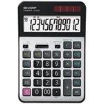 (業務用5セット) シャープエレクトロニクスマーケティング 大型卓上電卓 12桁 CS-S952-X
