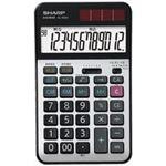 (業務用5セット) シャープエレクトロニクスマーケティング 中型卓上電卓 12桁 EL-N942-X