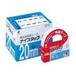 (業務用10セット) ニチバン 両面テープ ナイスタック 【幅20mm×長さ20m】 6個入り NWBB-20 ×10セット