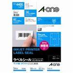 (業務用10セット) エーワン インクジェット用ラベル/宛名シール 【A4/44面 100枚】 28944