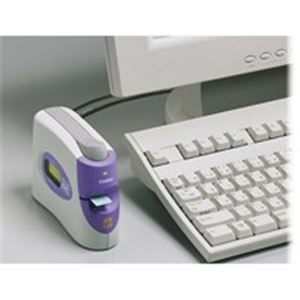 カシオ計算機(CASIO) PCラベルライター KL-E20 - 拡大画像