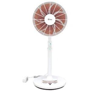 アイリスオーヤマ 扇風機 EFA-D32R-W/T ホワイト - 拡大画像