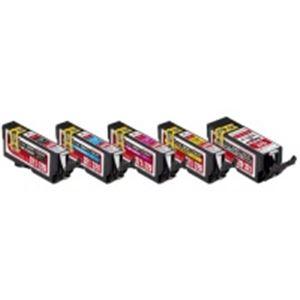 エレコム(ELECOM) 汎用エコカートリッジCCC-325326-5S 5色P h01