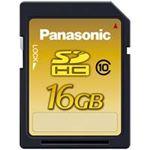 Panasonic(パナソニック) SDHCメモリーカード 16GB RP-SDWA16GJK