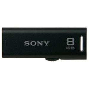 SONY(ソニー) ポケットビットR 8GB ブラック USM8GR B
