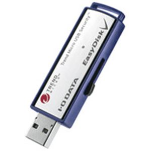 (業務用3セット) I.Oデータ機器 セキュリティUSBメモリー 4GB ED-V4/4G