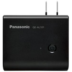 (業務用5セット) Panasonic(パナソニック) AC急速充電器 QE-AL101-K