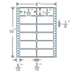 東洋印刷 ナナフォームラベル MT8C 12面 500折 h01