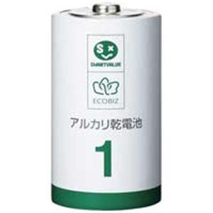 ジョインテックス アルカリ乾電池III 単1×100本 N211J-10P-10