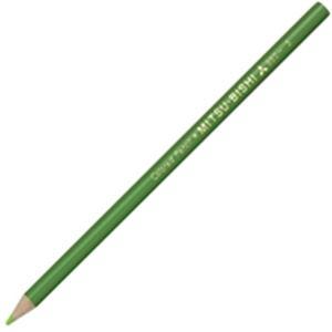 (業務用50セット)三菱鉛筆色鉛筆K880.5黄緑12本入×50セット