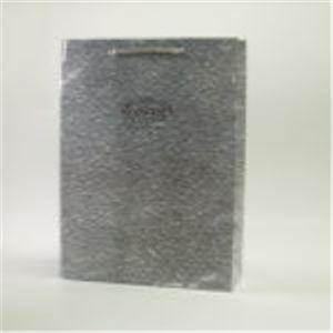 (業務用20セット)東京ユニオン 手提袋 コンサイス No820B 大 グレー