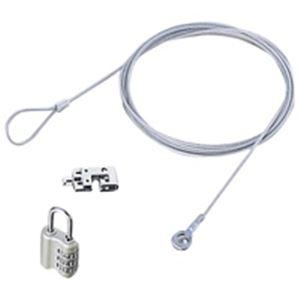 (業務用30セット)エレコムELECOMセキュリティロックESL-10
