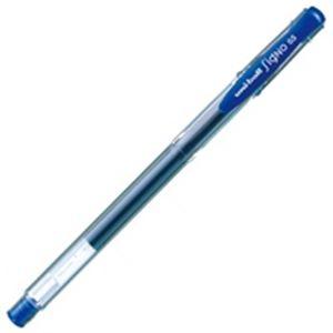 (業務用500セット)三菱鉛筆シグノエコライター0.5mmUM-100EW.33青