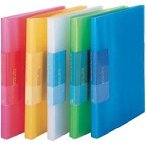 (業務用10セット)ビュートン薄型クリアファイル/ポケットファイル【A4】40ポケットFCB-A4-40C透明