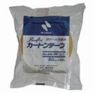 (業務用30セット)ニチバン梱包用カートンテープ640PF-50