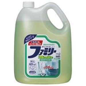 (まとめ買い)花王 ファミリーフレッシュ 業務用 4.5L 【×40セット】